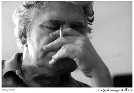 احمد شاملو روزگار غریبی است نازنین